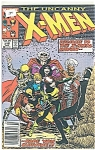 X-Men -   Marvel comics  #219  July 1987