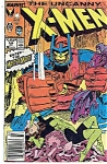 X-Men - Marvel comics  # 248 July 1989