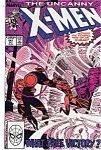 X-Men - Marvel comics - # 247 Aug. 89
