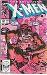 X-Men.  Marvel comics.  # 260 Apr. 1990