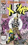 X-Men -  marvel comics. # 270  Nov. 1990