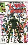 Click here to enlarge image and see more about item J0408: X-Men and the Micronauts -Marvel comics # 1  Jan.84
