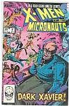 X-Men and the Micronauts- Marvel comics-#4 '84
