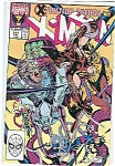 Click here to enlarge image and see more about item J0412: X-Men - Marvel comics - # 271 - Dec. 1990
