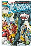 X-Men,  Marvel comics - # 273  Feb. 1991