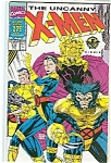 X-Men,  Marvel comics -  # 275 April 1991