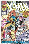 X-Men - marvel comics -  # 281 Oct. 1981