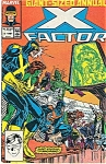 X-Factor - Marvel comics - # 2  1987