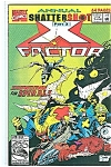 X-FActor annual -  Marvel  comics # 7  1992
