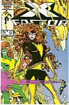 Click here to enlarge image and see more about item J0431: X-Factor - Marvel comics - Feb. 1987  # 13