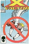 Click here to enlarge image and see more about item J0433: X-Factor - Marvel comics - # 15  April 1987