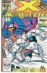 Click here to enlarge image and see more about item J0435: X-Factor - Marvel comics - # 49  Dec. 1989