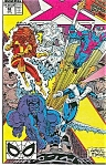 Click here to enlarge image and see more about item J0436: X-Factor - Marvel comics - # 50   Jan 1990