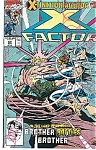 Click here to enlarge image and see more about item J0437: X-FActor - Marvel comics - #60  Nov. 1990