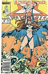 Click here to enlarge image and see more about item J0439: X-Factor - Marvel comics - # 37  Feb.  1989