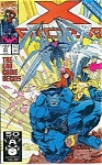 X-Factor - marvel comics.  # 65 April 91