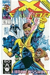 X-factor - Marvel comics.  # 67 - June 1991