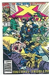 X-Force - Marvel comics -  # 73  Dec. 1991