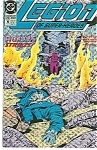 Legions of Super-Heroes- DC comics - # 10 Aug.90