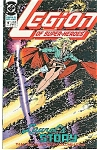 Legion of super-heroes - DC comics- #9 July 1990