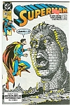 Click here to enlarge image and see more about item J0473: Superman - DC comics  Jan. 1990  # 39
