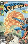 Superman - # 45July 1990 - DC comics