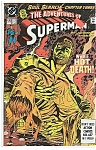 Click here to enlarge image and see more about item J0480: Superman - DC comics - # 470  Sept.90