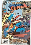 Click here to enlarge image and see more about item J0481: Superman - DC comics - # 471  Oct. 90