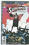 Click here to enlarge image and see more about item J0490: Superman - DC comics - # 6   1994