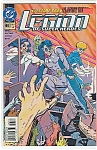 Click here to enlarge image and see more about item J0499: Legion of super-heroes=DC comics =-65     Feb. 95