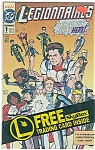 Click here to enlarge image and see more about item J0501: LEGIONNAIRES - DC comics.  # 1   April 93