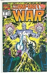 Click here to enlarge image and see more about item J0506: The Infinity  War - Marvel comics.  # 5 O ct.  92