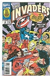 Click here to enlarge image and see more about item J0512: The Invaders - Marvel comics - # 4 Aug. 1993
