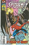 Untold tales of Spiderman-Marvel # 2  Oct. 1995