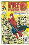 Click here to enlarge image and see more about item J0521: SPIDER-MAN -Marvel comics -  # 1   Aug. 1994
