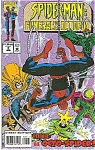 Click here to enlarge image and see more about item J0525: Spider-Man, Marvel comics     # 2 April 1995