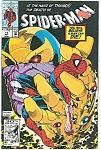Spider-Man    marvel comics   # 17  Dec.1991