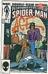 Click here to enlarge image and see more about item J0568: Spider-Man annual- Marvel comics -  # 5  1985