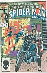 Click here to enlarge image and see more about item J0569: Spiderman Annual - Marvel comics - # 6 1986