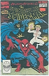 Click here to enlarge image and see more about item J0570: Spiderman annual- Marvel comics - # 9    1989