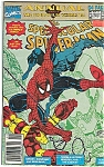 Click here to enlarge image and see more about item J0572: Spiderman annual -  Marvel comics - # 11     1991