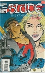 Click here to enlarge image and see more about item J0576: Blade - Marvel comics  - # 6  Dec. 1994