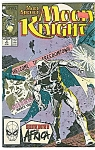 Click here to enlarge image and see more about item J0581: Moon Knight - marvel comics -  #3 Aug. 1989