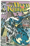 Click here to enlarge image and see more about item J0583: Moon Knight - Marvel comics - # 5  Oct. 1989