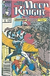 Click here to enlarge image and see more about item J0584: Moon Knight - Marvel comics -  # 6  Nov. 1989