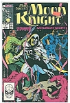 Click here to enlarge image and see more about item J0585: Moon Knight - Marvel comics -  # 7 Nov. 1989