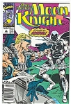 Click here to enlarge image and see more about item J0589: Moon Knight 0 Marvel comics - # 11 Feb. 1990
