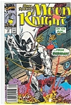Click here to enlarge image and see more about item J0591: Moon Knight - Marvel comics - # 13  April 1990
