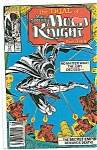 Moon Knight - Marvel comics -  # 17   August. 1990
