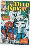 Moon Knight - Marvel comics.   Oct. 1990  # 19